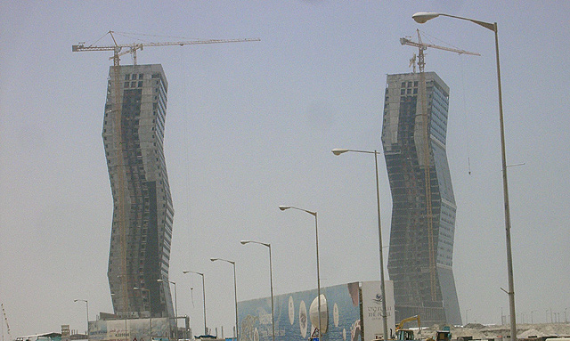 Gulf track services for Architecture companies qatar